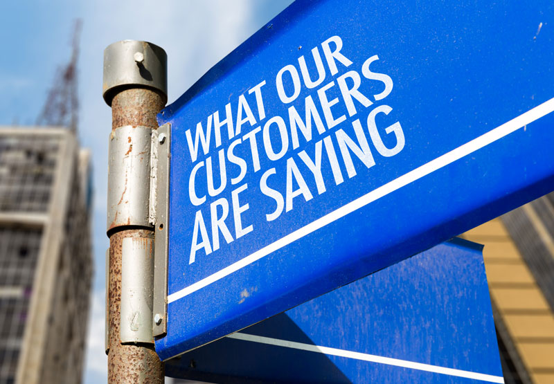 Systematic Customer Feedback as Part of a Customer Centricity Group